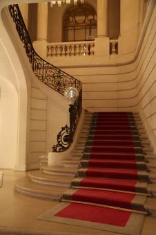 水晶屋位於上世紀著名的巴黎名媛豪宅二樓