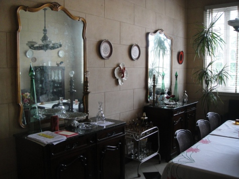 時鐘停擺的民宿, 瑪格麗特之家都是1920年代留下的精緻生活。