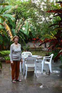 瑪格麗特的後花園, 種有很多果樹