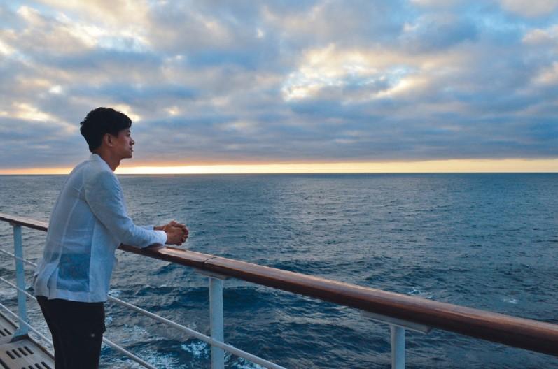 大西洋佔了世界廿成的面積