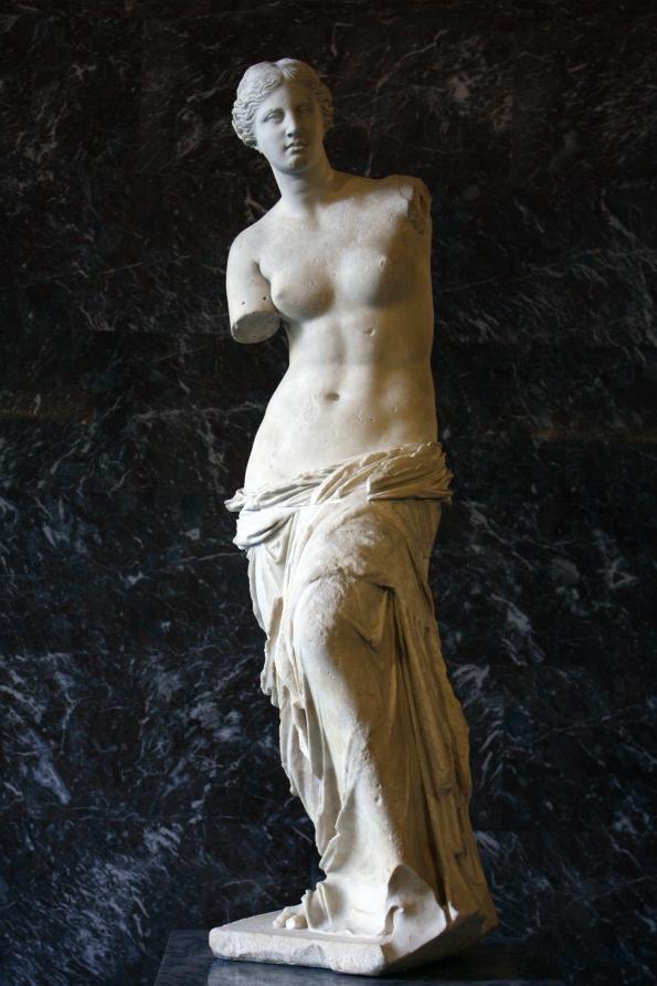永遠美麗的維納斯, 圖片來自於維基百科公共資源